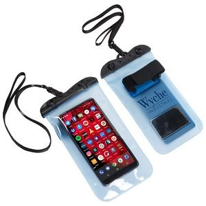 Touch-Thru Waterproof Phone Pouch